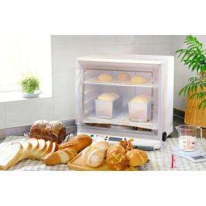 発酵器 PF102 パン用粉 + 粗糖のおまけつき 送料無料 製パン ホームベーカリー 日本ニーダー パン用粉&粗糖のおまけつき|ke-thi-fuudo-rabo