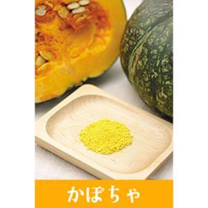 野菜パウダー 野菜ファインパウダー かぼちゃ 100g / カボチャ 南瓜 国産野菜100% 製菓 製パン 製麺 料理 国産 かぼちゃパウダー 離乳食や介護食にも|ke-thi-fuudo-rabo