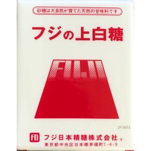 上白糖 1kg / フジの上白糖 フジ日本製糖 1キロ|ke-thi-fuudo-rabo