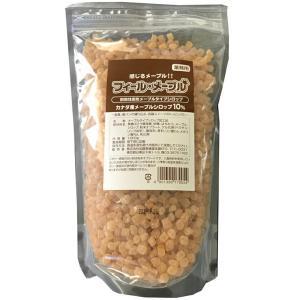 フィールメープル 1kg / 感じるメープル 耐熱性固形メープルシロップ カナダ産メープルシロップ10%使用|ke-thi-fuudo-rabo