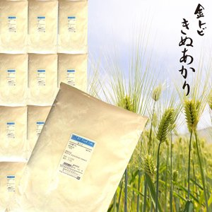 金トビ きぬあかり 10kg / 金トビ志賀 うどん粉 うどん用小麦粉 中力粉 麺用粉 小麦粉 製麺...