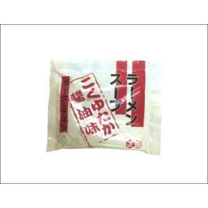 正田つゆ?ラーメンスープこくゆたか醤油味 ポーク&チキン 46g×5袋|ke-thi-fuudo-rabo