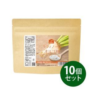 ラフィノースオリゴ糖 10個セット100g×10 約500日...