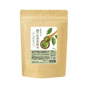 長野産 杜仲茶粉末 詰換え用200g 約400杯分/健康食品の原料屋