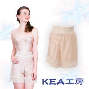 ブライダルインナー タップパンツ  大きいサイズ フレアパンツ LL/3L キュロット タイプウエディングドレスに 花嫁下着 ペチコート KEA工房|kea-kobo