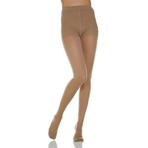弾性ストッキング ミモザパンティストッキング 140デニール 下肢静脈瘤 軽度のリンパ浮腫 日々の浮腫み 脚のひどい疲れやむくみにお悩みの方に KEA工房|kea-kobo