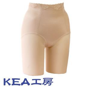 ソフトフィットロング ロングガードル 下肢のむくみケア 下腹部・そけい部の浮腫み リンパ浮腫用 医療用 弾性ストッキング 婦人科系がん術後 KEA工房|kea-kobo