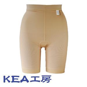 パワーサポートガードル  下肢のむくみ 大腿部(太もも)・下腹部・そけい部の浮腫み リンパ浮腫 医療用 弾性ストッキング 婦人科系がん術後 KEA工房 |kea-kobo