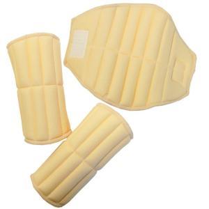弾性ストッキング補助製品 クロッチ用パット(3個セット) むくみ・リンパ浮腫製品補助パット 外陰部の圧を調整 婦人科がん術後 下肢の浮腫み KEA工房|kea-kobo