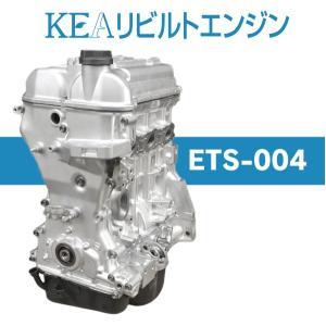 KEAリビルトエンジン ETS-004 ( ジムニー JB23W K6A 1型 ターボ車用 )
