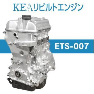 KEAリビルトエンジン ETS-007 ( ジムニー JB23W K6A 7型 ターボ車用 )|kea-yastore