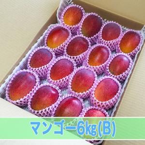 マンゴー B品 6kg箱|kedoku-mango