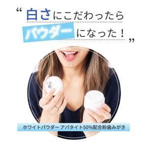 【送料無料】パウダー 歯磨き粉 「スパークリングイレーサー ホワイトパウダー」|keep|02