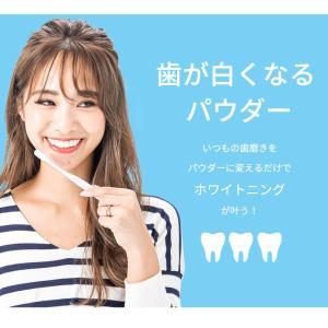 【送料無料】パウダー 歯磨き粉 「スパークリングイレーサー ホワイトパウダー」|keep|05