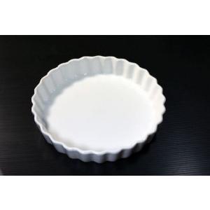 ホワイト18.2cm丸パイ皿・グラタン皿★アウトレット品★OMB|keepintouch