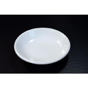 白玉渕3.2寸小皿9.5cm★アウトレット品★|keepintouch