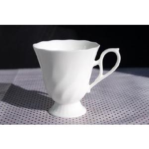 洋食器白い食器・BONEマリネールマグカップ★アウトレット品★170ccぐらい keepintouch