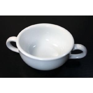 白さが目立つニューバージョンブイヨン碗・両手スープカップMNM★アウトレット品★ keepintouch