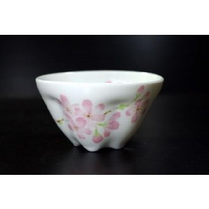 桜の形をつくりだすピンク桜煎茶★アウトレット品★TOH keepintouch