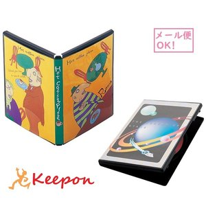 デザイン・DVDケース (メール便可能) 美術/DVD/CD/キット/本/オリジナル|keepon