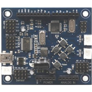 スタディーノ(メール便可能)Studuino プログラミング教育用制御基板 ロボテイスト Artecブロック|keepon
