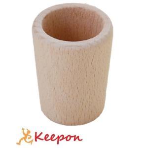 木のおもちゃ  コップ だいわ 木製おもちゃ プレゼント ままごと 誕生日 出産祝い クリスマス ラッピング|keepon