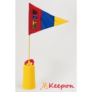 スナッグゴルフ フラッグ 基本 子どもから大人まで ゴルフ スポーツ 子供用 大人用【代引不可】|keepon