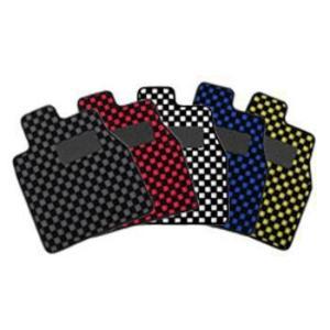 RUGREX スポーツラインフロアマット トヨタ アルファード20系 ステップマット4枚セット|keepsmile-store