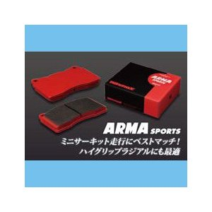 WINMAX スポーツブレーキパッドAP1 GX71キャリパー用 フロント用|keepsmile-store