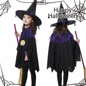 23854f799621d 送料無料 ハロウィン 衣装 魔女 魔法使い 悪魔 子供用 コスチューム ハロウィン 衣装 子供 キッズ 女の子 魔女 コスプレ衣装 巫女