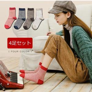 靴下 レディース靴下  ロークルーソックス ソックス カラフル かわいいソックス カートゥーン風 冷えとりソックス 極暖 防寒 ルームソックス 送料無料|keepy