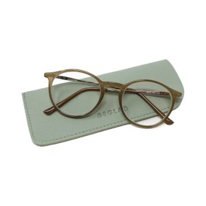 ★メール便送料無料★【おしゃれな老眼鏡(ケース付)】 BEGLAD BE1020 3色のトレンドカラーとゴールドのテンプルがオシャレ|keesplanning|06