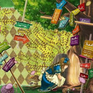 Alice in deep forest ~深い森の国のアリス~|keiandk