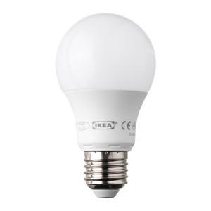 IKEA イケア LED電球 E26 調光器対応 70266770 400 ルーメン|keiandk