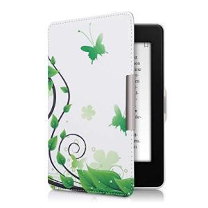 kwmobile 対応: Amazon Kindle Paperwhite ケース - 電子書籍カバー PUレザー - オートスリープ Reader|keiandk