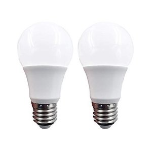 LED電球 常夜灯 あかりセンサー付 電球色 暗くなると自動で点灯 明るくなると自動で消灯 450lm 口金E26 省エネ 長寿命(常夜灯5W-2個セ|keiandk