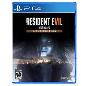 Resident Evil 7 Biohazard Gold Edition (輸入版:北米) - PS4|keiandk