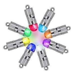 KUWANRLED 汎用 ライト 光る風船 用 ランプ ホワイト 風船に取り付け可能 LEDライト / LED風船 / 豆電球 / 豆ライト / 小型|keiandk