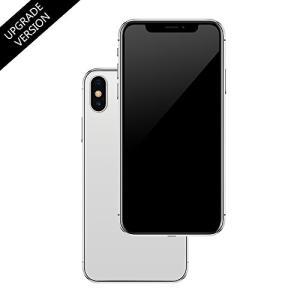 展示用模型iPhone iPhone X 模型 モックアップiPhone アップグレードされた金属電話ディスプレイモデル Fake iPhone mo|keiandk