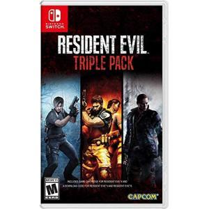 Resident Evil Triple Pack (輸入版:北米) ? Switch|keiandk