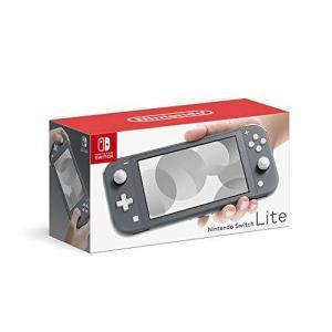 Nintendo Switch Lite グレー|keiandk