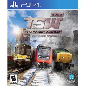 Train SIM World 2020 Collector's Edition (輸入版:北米) - PS4|keiandk