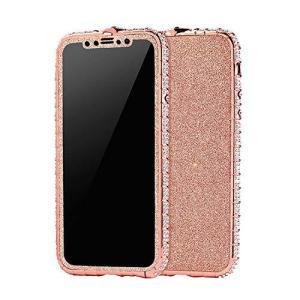 Apple iPhone11 / 11 Pro / 11 Pro Max ケース/カバー アルミ バンパー ラインストーン アルミサイドバンパー 可愛|keiandk