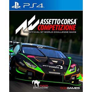 Assetto Corsa Competizione(輸入版:北米)- PS4|keiandk