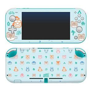 Controller Gear 任天堂オフィシャルライセンス品 あつまれどうぶつの森 - どうぶついっぱいパターン - Nintendo Switch|keiandk