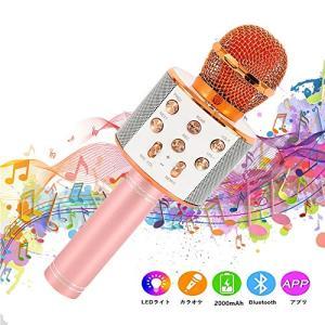 Culturaltu カラオケマイク スイッチ Bluetooth カラオケ機器 業務用 無線マイク dam 高音質 ワイヤレスマイク 家庭用 音楽再|keiandk