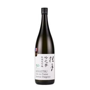 桂月 吟之夢 純米大吟醸 50 (1,800ml) 日本酒 土佐酒造 高知県|keigetsu