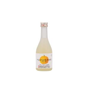 桂月 YuzuSake ゆず酒(300ml) 日本酒 土佐酒造 高知県|keigetsu