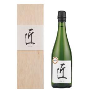 桂月 スパークリング酒 匠(John) (750ml) 日本酒 土佐酒造 高知県【贈答用:木箱入】|keigetsu