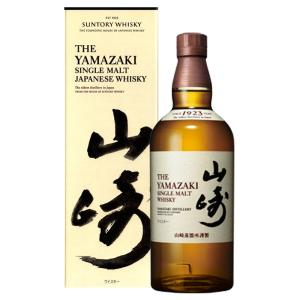 山崎 700ml シングルモルト ノンビンテージ 箱付  サントリー  whisky